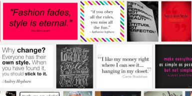 Top Ten Style Quotes - Federation of Image Professionals Internations
